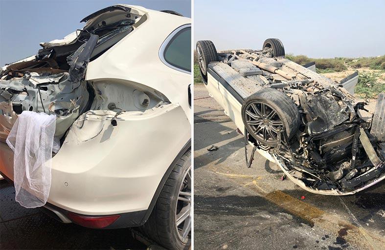 وفاة مواطنة وإصابة أخرى في حادث مروي برأس الخيمة