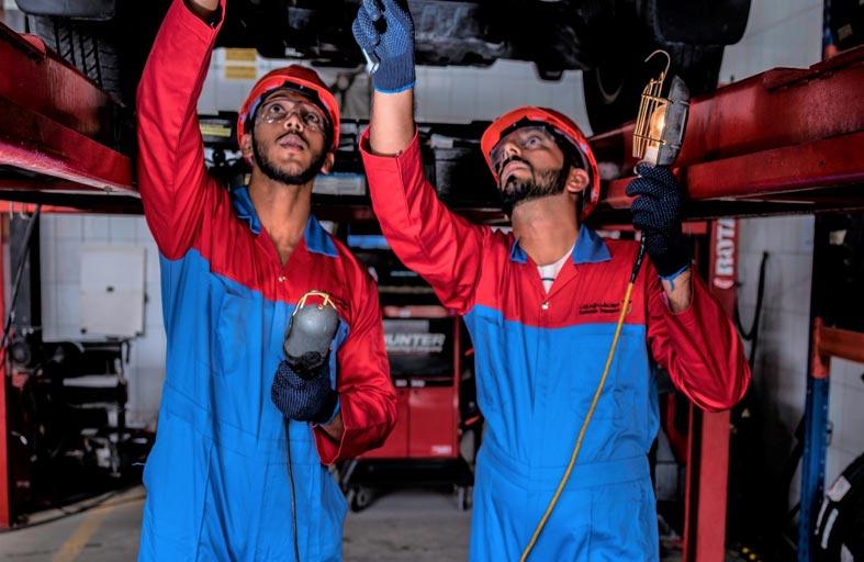 مواصلات الإمارات: 8 % نمو في صيانة المركبات برأس الخيمة في الربع الأول