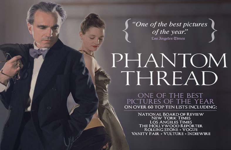 Phantom Thread قصة تطرح أسئلة عن الحب، والقوة، والخضوع