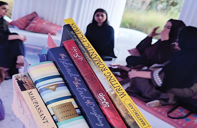 «جزيرة النور» تدعو عشاق المعرفة للمشاركة  في فعالية  «أحضر كتابك وانضم إلينا في نادي القراءة»