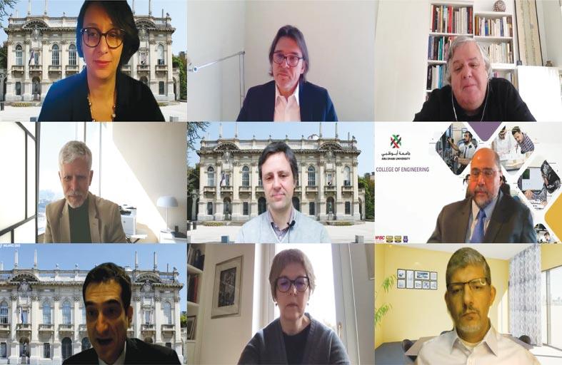 جامعة أبوظبي وجامعة البوليتكنيك في ميلانو تتعاونان لتعزيز المهارات العلمية والتقنية بين الطلبة
