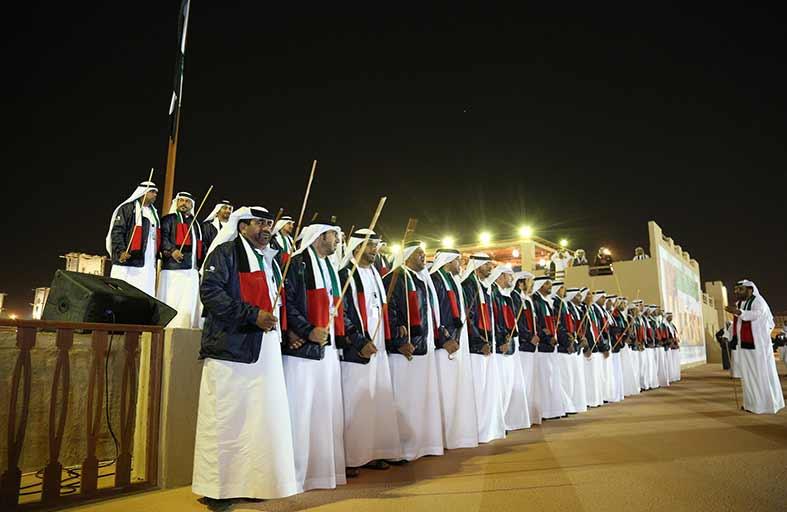 الإمارات تشارك في الدورة 32 للمهرجان الوطني للتراث والثقافة «الجنادرية»