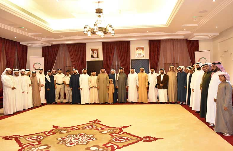 (عام زايد .. وشكرا محمد بن زايد) في محاضرة لكلنا الإمارات في مجلس الوثبة