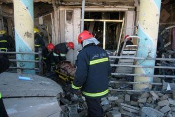 22 قتيلا بهجوم انتحاري ضد قوات الصحوة في بغداد