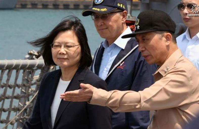 تايوان تخشى تعقيدات دبلوماسية إزاء واشنطن وبكين