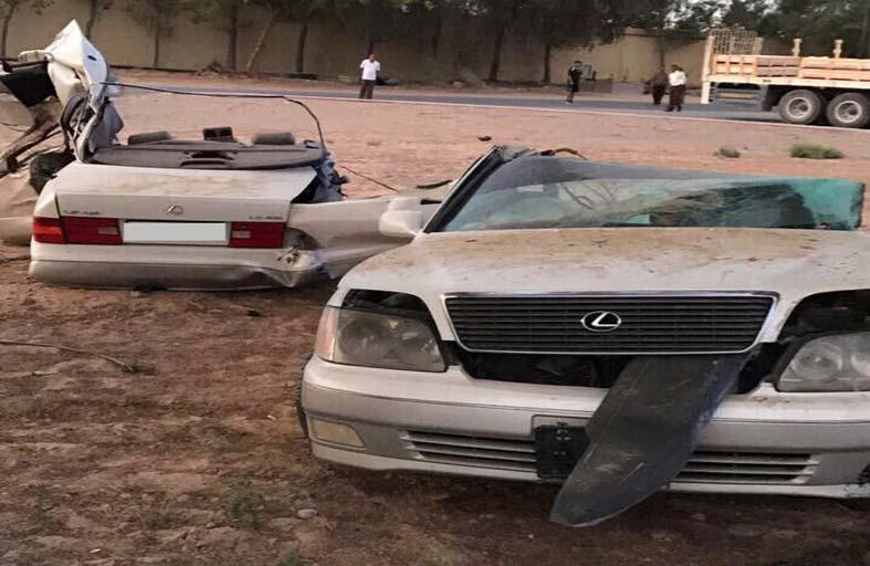 وفاة مواطن في حادث تدهور برأس الخيمة