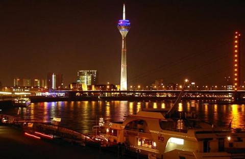 دوسلدورف... المدينة الحاضرة على نهر الراين