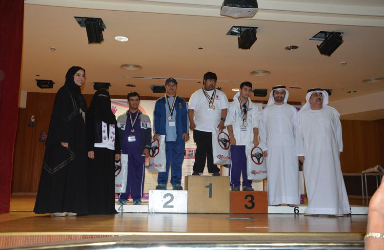 « متلازمة داون » تنظم بنجاح كبير بطولة الإمارات السنوية الـ 12 للبوتشي