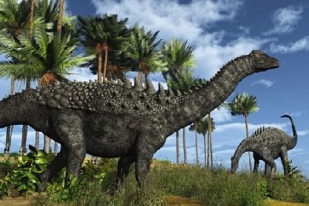 ديناصورات استخدمت ريشها للتزاوج