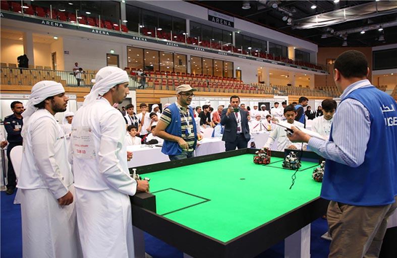 دائرة التعليم والمعرفة تفتح باب التسجيل في المسابقة الوطنية لأولمبياد الروبوت العالمي