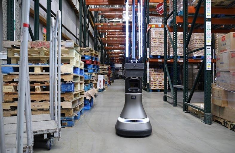 روبوت يصيد كورونا في وقت قياسي