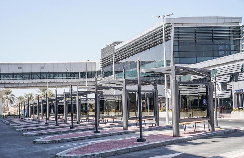 طرق دبي تنجز مشروع تنفيذ 3 محطات للحافلات في مناطق الجافلية والقصيص وديرة