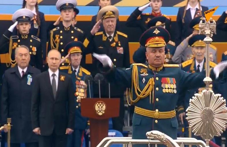 الدبلوماسية المعكوسة للقيصر فلاديمير بوتين......