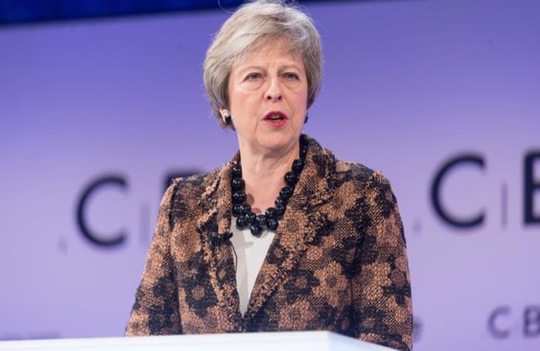 ماي تطرح مجددا اتفاقها للخروج من الاتحاد الأوروبي