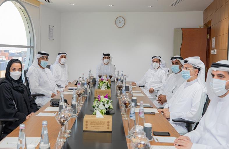 مجلس أمناء هيئة الأعمال الخيرية العالمية يثمن دعم القيادة الرشيدة و حاكم عجمان و ولي عهده للعمل الإنساني