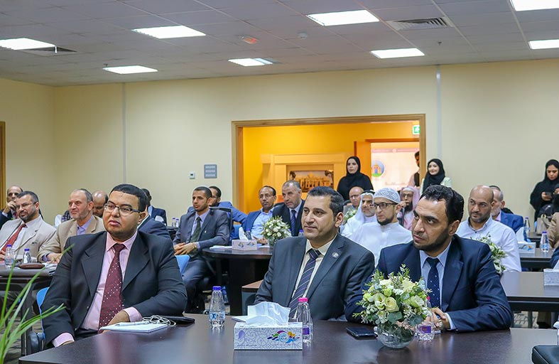 «مجمع اللغة العربية بالشارقة» يؤهل الأكاديميين على مهارات التحرير المعجمي