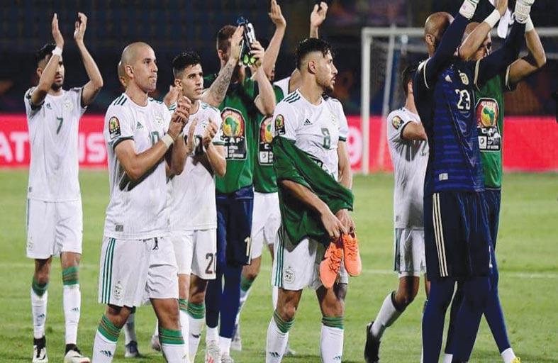 الجزائر تحسم أفضليتها التاريخية على نيجيريا وتعود إلى الواجهة الإفريقية بعد 29 عاما