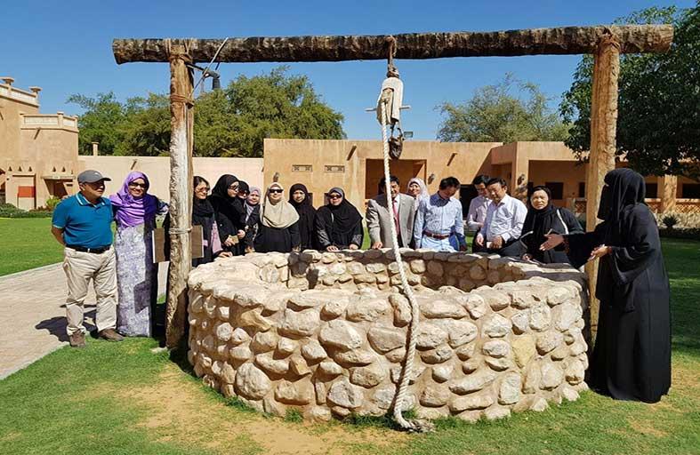 «الثقافة الإماراتية» برنامج يغرس القيم النبيلة للمهتدين الجدد