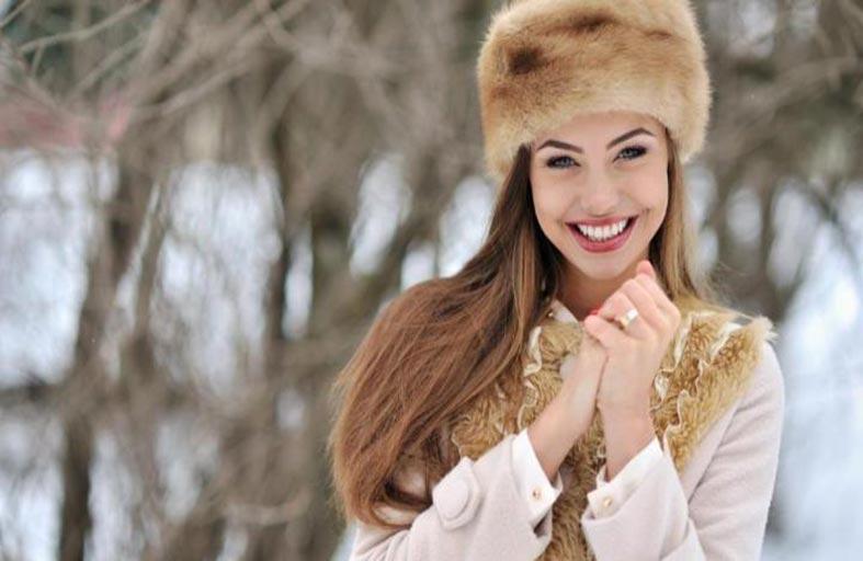 10 نصائح للبشرة والشعر فى الشتاء