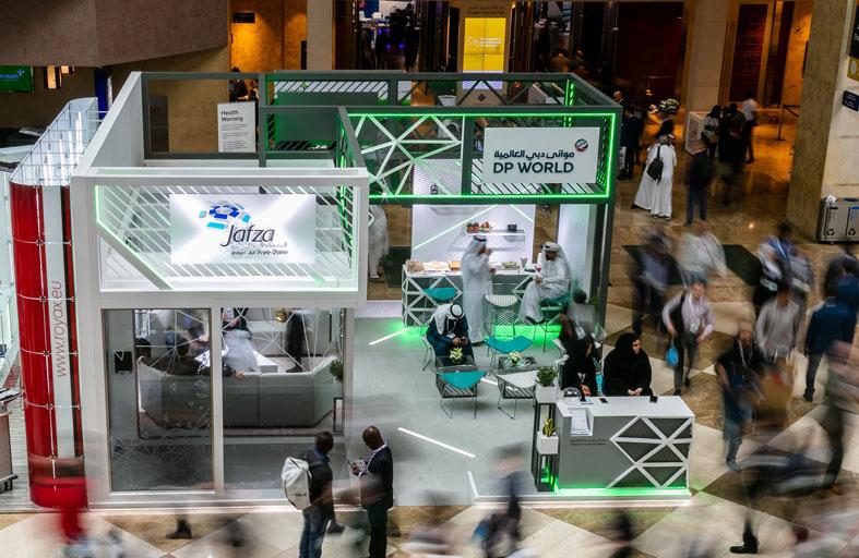 جافزا تستعرض قطاع الرعاية الصحية والدوائية في معرض الصحة العربي