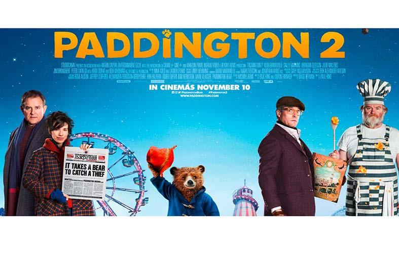 Paddington 2 .. بول كينغ يرفع مستوى التحدي