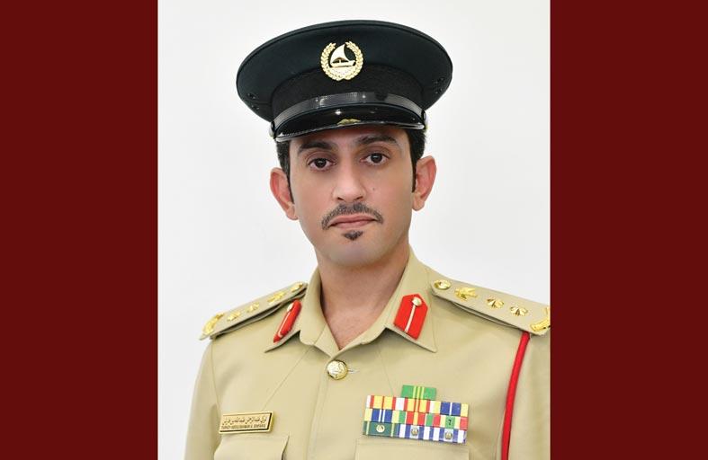 شرطة دبي تتلقى 1810 مكالمة وتُسجل 24 حادثاً مرورياً خلال فترة الضباب