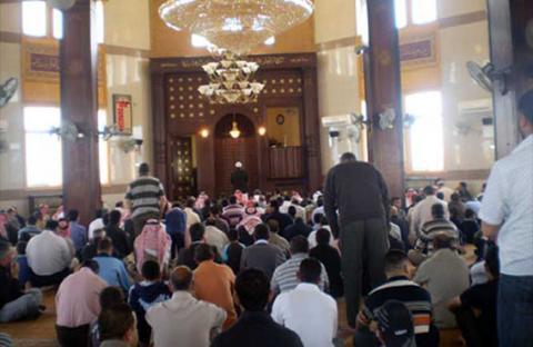 مساجد مصرية في خطب الجمعة: اللهم احفظ مصر من الفتن