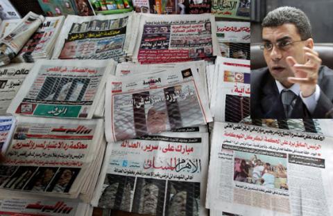رئيس تحرير صحيفة المصري اليوم: لا تطلبوا منا الحياد أمام الاستبداد