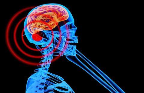 الأشعة تنبعث منا جميعاً طوال اليوم