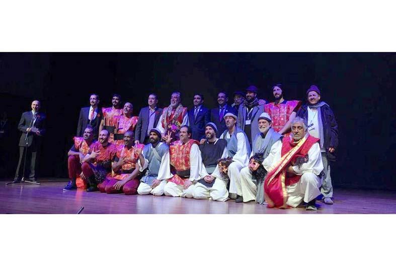 مسرح الشارقة الوطني يعرض مسرحية «النمرود» في تورنتو