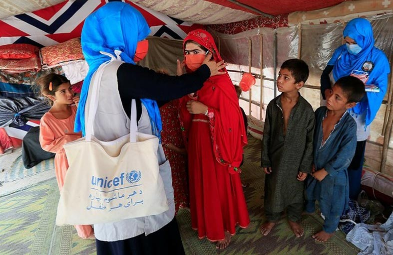 «اليونيسيف» تدعو طالبان لعدم ترك الفتيات دون تعليم