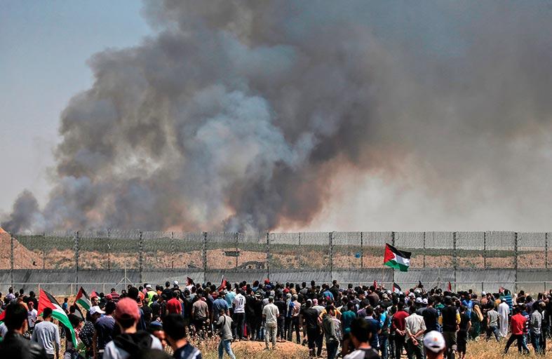 جيش الإحتلال يُعزز قواته على حدود قطاع غزة