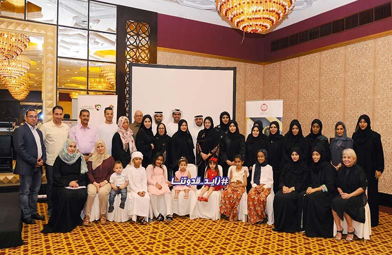 إفطار جماعي للشرطة النسائية الإماراتية ضمن مبادرة مجالس بنات زايد