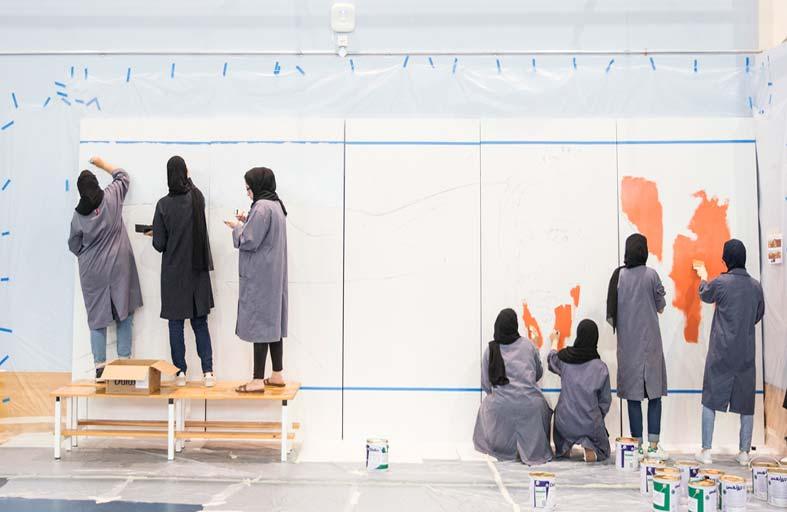 بدء تنفيذ مشروع «اليدار» في نسخته الثانية احتفاء بمئوية الشيخ زايد