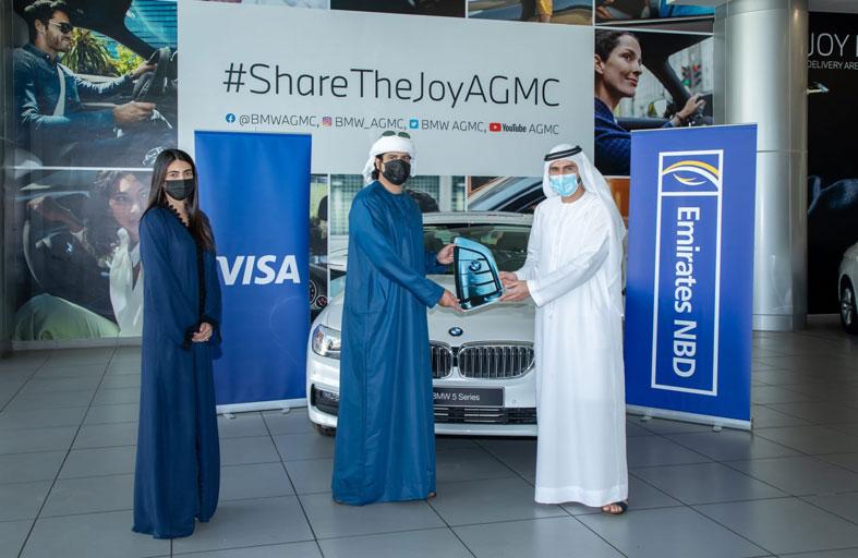 بنك الإمارات دبي الوطني يسجل أكثر من 34 مليون معاملة دفع خلال حملته 'معاً، ندفع بميزة عدم التلامس'