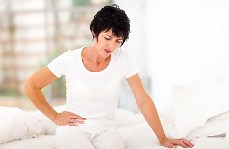 متى يكون انتفاخ المعدة علامة رئيسية لسرطان المبيض؟