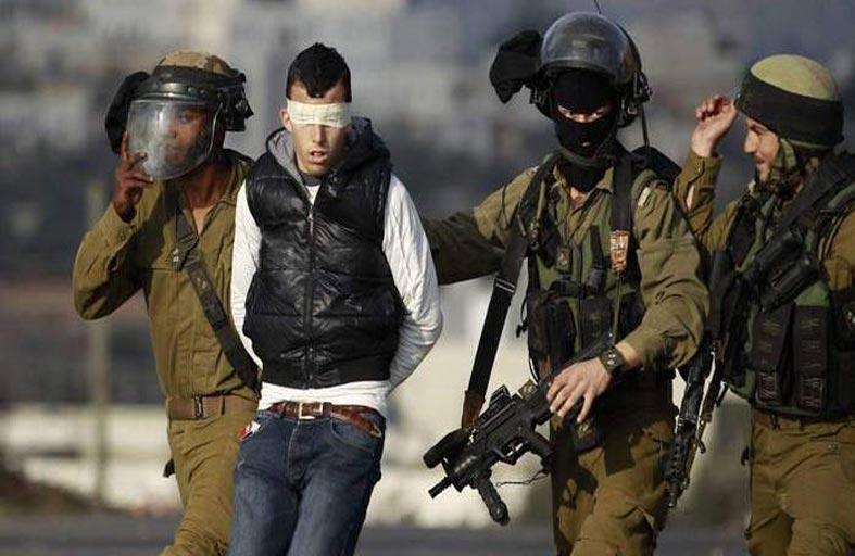 الاحتلال يعتقل 20 فلسطينيا في الضفة