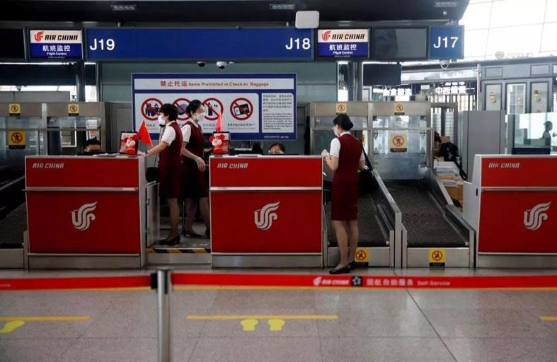 الصين تفرض قيودا على تأشيرات السفر لرعايا أميركيين