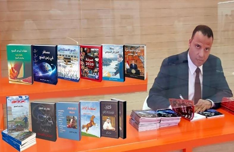 «ذهبية الإمارات» لـلصحفي بسام عبد السميع