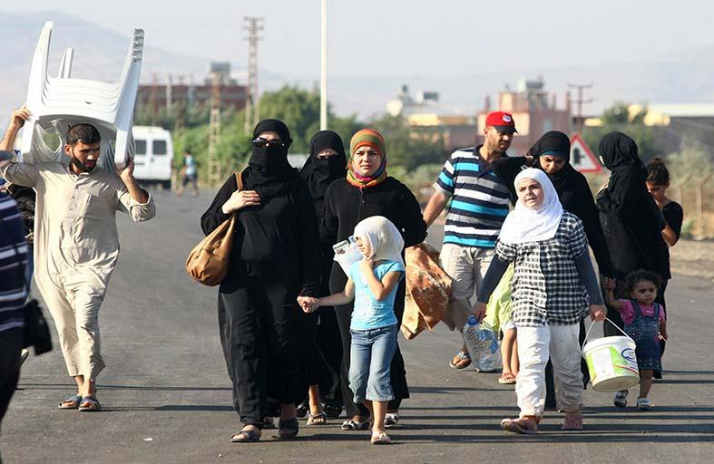 لبنان قلق من تعثر عودة اللاجئين السوريين