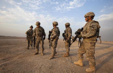7 ملايين تكلفة العمليات الأمريكية بالعراق يومياً
