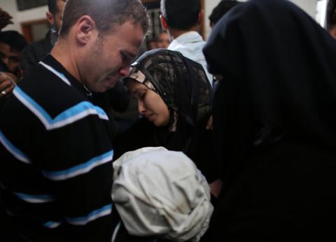 الأمم المتحدة: ستة قتلى في غزة برصاص فلسطيني
