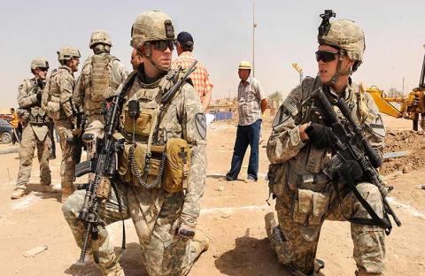الجيش الأمريكي.. هل ينجح في صناعة عباءة اخفاء لجنوده؟