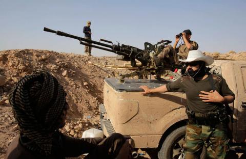 المليشيات تهدد مفاوضات تشكيل الحكومة العراقية
