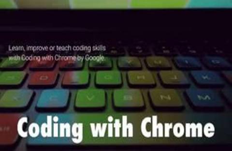 أسلوب البرمجة  المرئية من غوغل
