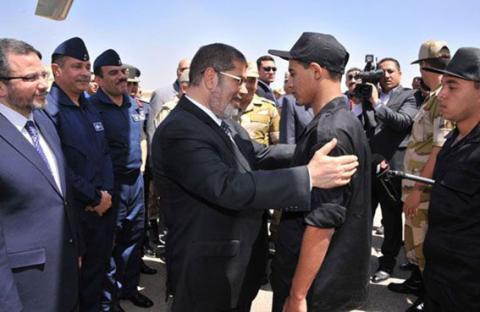نواب مصريون يطالبون بالكشف عن خاطفي الجنود