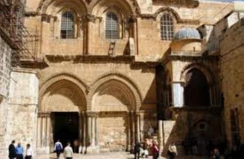 اكتشاف مستشفى في القدس عمره ألف عام