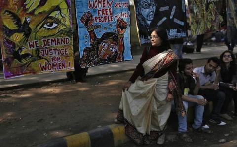 جريمة اغتصاب وقتل 3 طفلات شقيقات تهز المجتمع الهندي