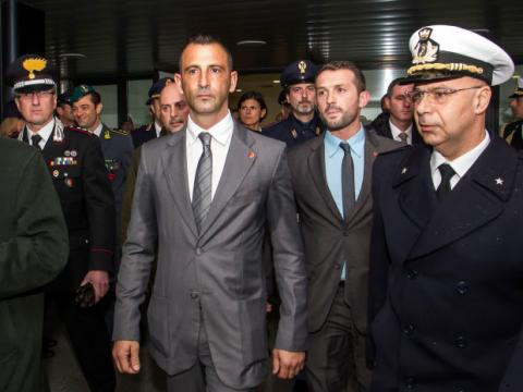 الهند تمنع مغادرة سفير إيطاليا