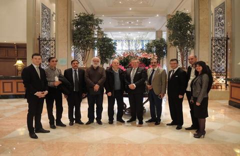 جولة في قصر تشيران كيمبنسكي اسطنبول